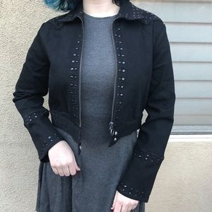 UO embellished jacket